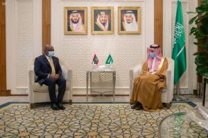 السعودية والمالديف تبحثان العلاقات الثنائية بين البلدين