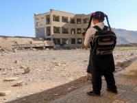 التعليم في اليمن.. بين الدمار الحوثي والغوث السعودي