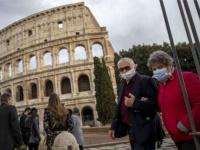 إيطاليا تسجل 19350 إصابة جديدة بكورونا في يوم واحد