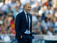لتوالي الهزائم.. إدارة ريال مدريد تدرس إقالة زيدان