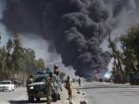 إصابة موظفين روس في انفجار كابل