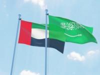 السعودية تهدي الإمارات أكبر لوحة بالعالم (صورة)