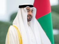 """""""بن زايد"""" في عزاءه لـ""""جيسكار"""": أسس علاقات استراتيجة قوية مع الإمارات"""