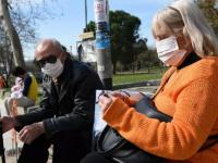 اليونان تسجل 1882 إصابة جديدة بكورونا و100 وفاة