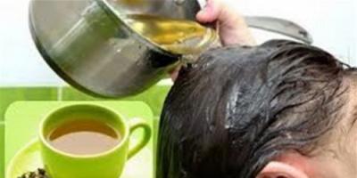 دراسة: الشاي الأخضر يعالج تساقط الشعر