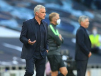 saمورينيو ينتقد أداء توتنهام رغم التأهل إلى الدور الثاني بالدوري الأوروبي