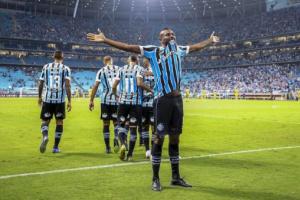 جريميو البرازيلي يهزم جواراني الباراجوياني ويتأهل لدور الثمانية بكأس الليبرتادوريس