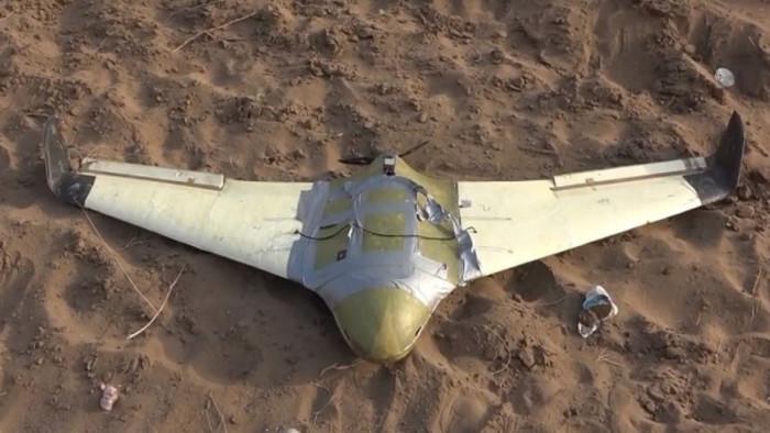 تدمير طائرات الحوثي المفخخة.. التحالف يضرب إرهابًا مدعوما إيرانيًّا