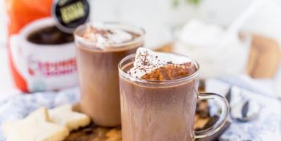 فوائد مشروب الشوكولاتة الساخنة في الشتاء