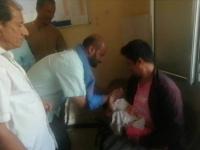 حملة لتطعيم الأطفال بردفان ضد الشلل