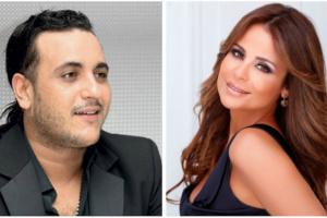 """رسائل حب متبادلة بين كارول سماحة ومحمد رحيم بعد طرح """"أيام الشتي"""""""