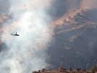 تركيا تشن غارات في محيط قريتين بدهوك شمالي العراق