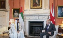 الإمارات وبريطانيا تتفقان على تعزيز علاقتهما الاستراتيجية