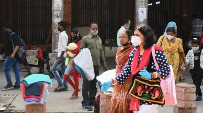 إصابات كورونا بالهند تتجاوز الـ10 ملايين حالة