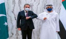 الشيخ عبد الله بن زايد يشيد بالعلاقات التاريخية بين الإمارات وباكستان
