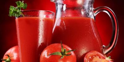 فوائد تناول عصير الطماطم على صحة الإنسان