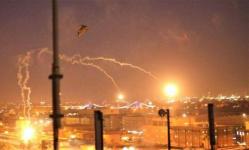 3 صواريخ كاتيوشا تستهدف محيط السفارة الأمريكية ببغداد