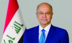 الرئيس العراقي: الاعتداءات على البعثات الدبلوماسية تمثل استهدافا لسيادة البلاد