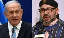 في أول اتصال بينهما.. نتنياهو يدعو ملك المغرب إلى زيارة إسرائيل