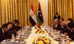 الوفد المصري في ليبيا يؤكد على ضرورة الالتزام بالهدنة