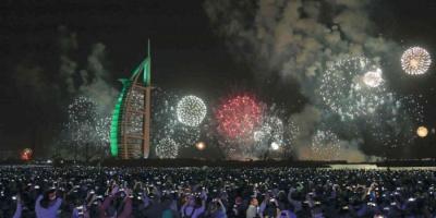 إمارة دبي تستعد بهذه الخطة لفعاليات رأس السنة
