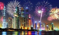 دبي ترفع استعداداتها لاستقبال احتفالات رأس السنة