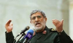 """في ذكرى مقتل """"سليماني"""".. قائد مليشيا فيلق القدس يوجه تهديدًا مباشرًا إلى أمريكا"""