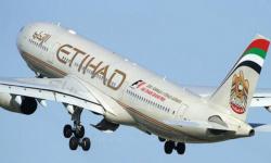 الاتحاد الإماراتية للطيران تُعلن استئناف رحلاتها إلى السعودية اعتبارًا من الغد