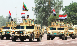 العراق: لا نريد أن يكون بلدنا منطلقا لضرب دول الجوار