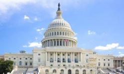 انتهاء حظر التجوال في واشنطن بعد إعلان فوز بايدن