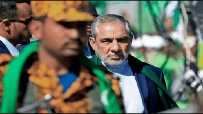 السفير الإيراني يلقي محاضرات على القيادات الحوثية