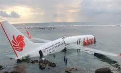 تحطم طائرة إندونيسية على متنها 56 راكبًا و6 من أفراد الطاقم