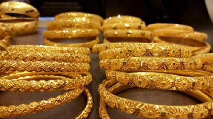 انخفاض حاد في أسعار الذهب بالأسواق اليمنية اليوم الإثنين