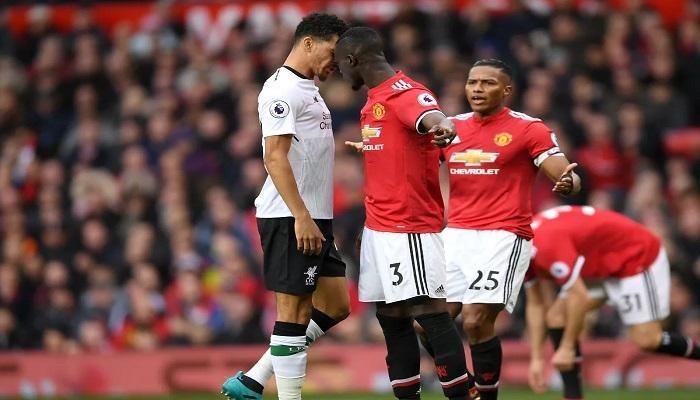 ليفربول ومانشستر يونايتد في مواجهة بعضهما البعض مرتين في أسبوع