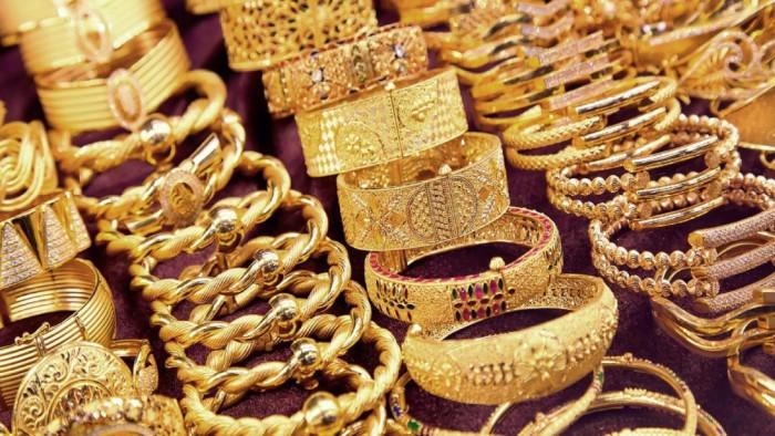 ارتفاع أسعار الذهب بالأسواق اليمنية اليوم الثلاثاء