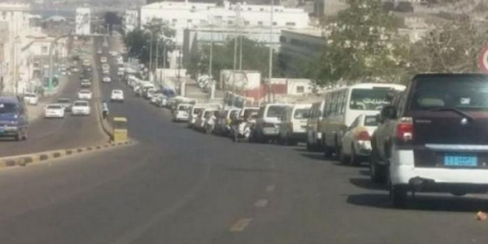 مليشيا الحوثي تطارد سيارات الجنوبيين في صنعاء