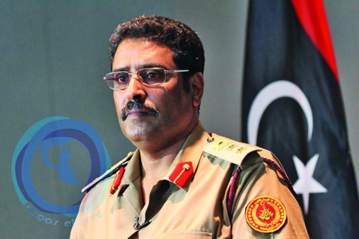 الجيش الوطني الليبي يُعلن سيطرة العدوان التركي على قاعدة الوطية
