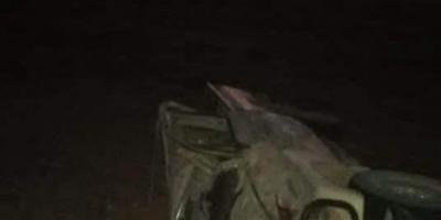 مصرع شاب في حادث مروري بمحافظة سقطرى