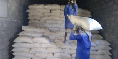 مساعدات إنسانية لـ 663 مستفيدًا في مديرية أحور