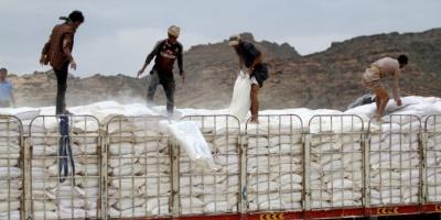 خفض المساعدات.. رصاصة فاقمت أعباء الحرب الحوثية