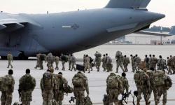الجيش الأمريكي يُخفض قواته بأفغانستان إلى 2500 جندي