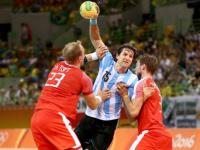 كارو يعرب عن سعادته للمشاركة مع الأرجنتين في مونديال اليد للمرة الـ 11