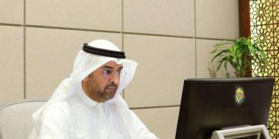 الحجرف يطالب بموقف دولي حاسم تجاه إرهاب الحوثي