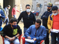 """من صعيد مصر.. محمد رمضان في كواليس مسلسل """"موسى"""""""