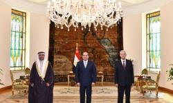 السيسي يؤكد دعم مصر الكامل للبرلمان العربي