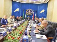 عقب قرارات هادي.. رئاسة الانتقالي تبحث سبل إنقاذ اتفاق الرياض