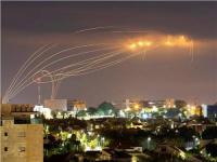 إطلاق صاروخين من قطاع غزة تجاه إسرائيل