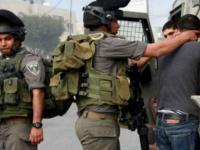 القوات الإسرائيلية تعتقل فلسطينيًا وزوجته