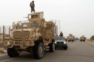 """""""المشتركة"""" تدعو عناصر الحوثي بالدريهمي للاستسلام"""
