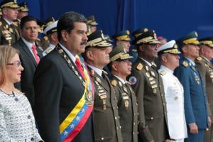 رئيس فنزويلا يرسل شحنة طارئة من الأكسجين للبرازيل